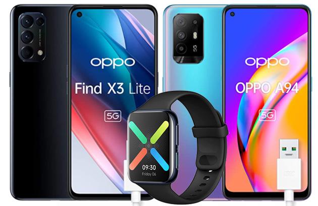 Oppo Wow Deals su Amazon: in promozione smartphone, smartwatch e auricolari Oppo solo oggi, 30 Luglio 2021