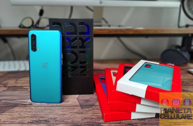 Recensione OnePlus Nord CE 5G, il medio gamma che mancava a OnePlus