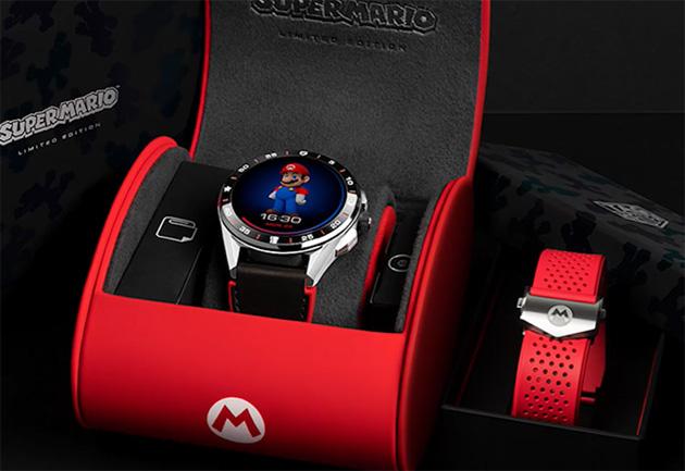 TAG Heuer annuncia lo smartwatch Connected Super Mario Limited Edition