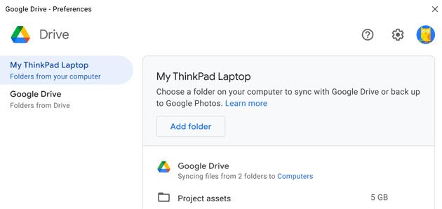 Google Drive per desktop, nuovo client unificato per sincronizzare i file personali tra mobile e PC