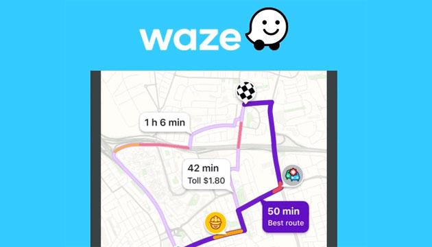Waze arricchisce la schermata Pre-Drive di informazioni utili