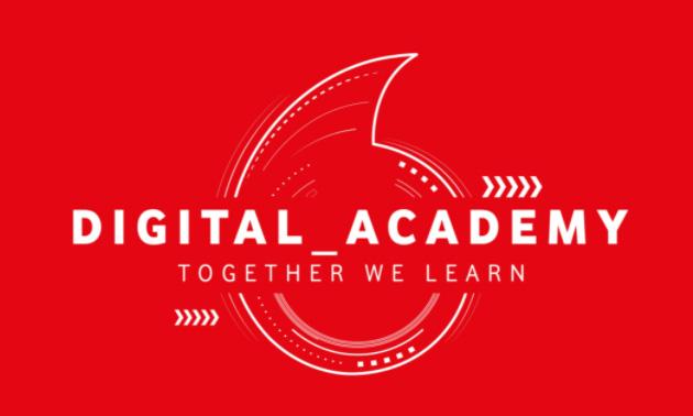 Vodafone lancia il progetto 'Digital Academy' per costruire le professionalita' del futuro