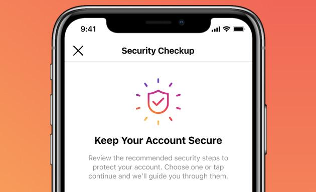 Instagram lancia il Controllo Sicurezza per aiutare gli utenti a proteggere gli account