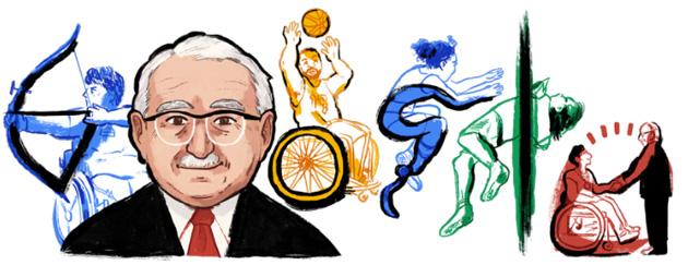 Google dedica doodle al Professor Sir Ludwig Guttmann
