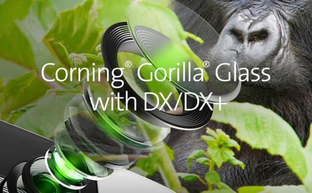 Corning annuncia Gorilla Glass con DX/DX+ per proteggere le fotocamere di smartphone e altri dispositivi mobili