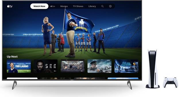 Sony PlayStation 5 regala 6 mesi di Apple TV Plus: come riscattare l'offerta