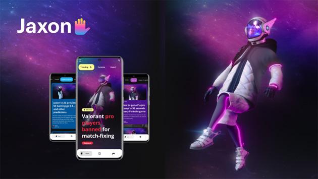Jaxon, app di notizie sugli eSport da Samsung e Upday