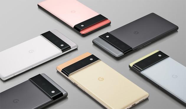 Google Pixel 6 Series con SoC personalizzato Tensor, Camera Bar e Material You ufficiale in Autunno