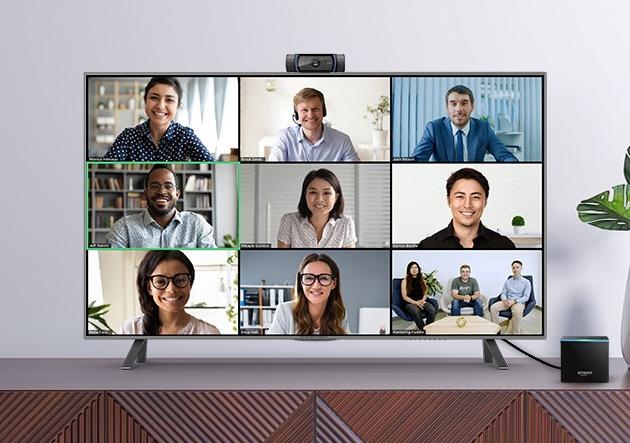 Zoom su Amazon Fire TV Cube per videochiamare amici, parenti e colleghi di lavoro dal salotto di casa: come configurarlo e usarlo