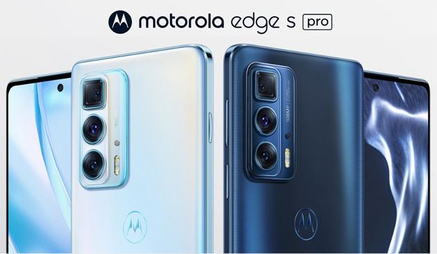 Motorola Edge S Pro ufficiale con camera da 108MP, Snapdragon 870 5G, display OLED 6.7