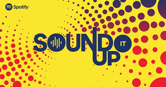 Sound Up, Spotify lancia la prima edizione italiana del suo programma a supporto della uguaglianza di genere nel mondo del podcasting