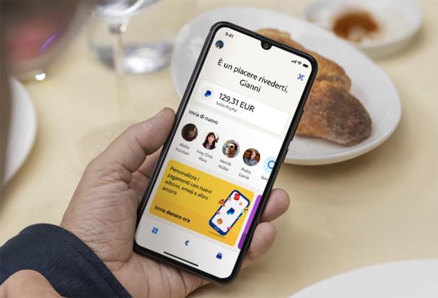 PayPal aggiorna la sua app mobile, ora hub di gestione dei pagamenti digitali quotidiani