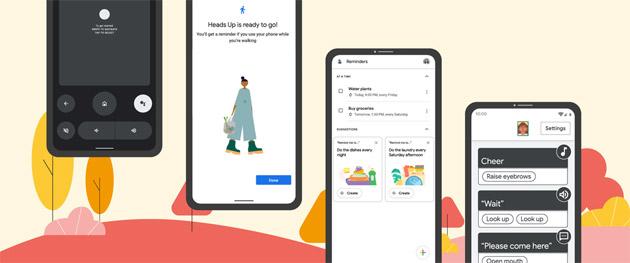 Android si aggiorna con Heads Up, supporto DualSIM in Android Auto, controllo di TV e Locked Folder in Google Foto tra le altre novita'
