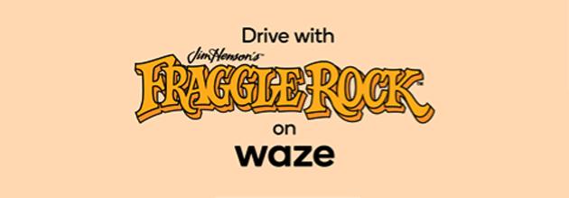 Fraggle Rock su Waze: come attivare l'esperienza