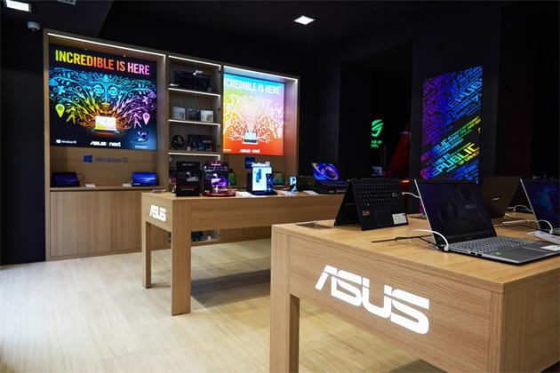 ASUS apre Gold Store a Milano, in via Vitruvio 3