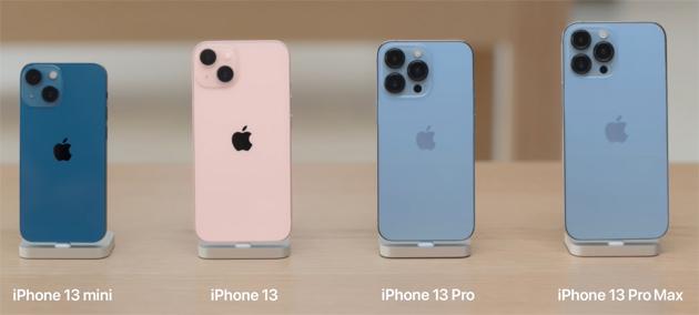 Apple iPhone 13, 13 Mini, 13 Pro e 13 Pro Max in Italia, anche da rivenditori ed operatori autorizzati: giro di Prezzi