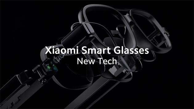 Xiaomi presenta i suoi Smart Glasses, occhiali intelligenti con display a MicroLED