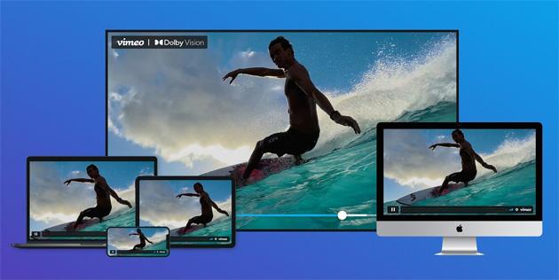 Vimeo supporta Dolby Vision sui dispositivi Apple