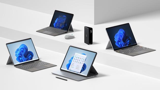Microsoft Surface Duo 2, Pro 8, GO 3 e Laptop Studio ufficiali: Caratteristiche, Foto, Video e Prezzi in Italia