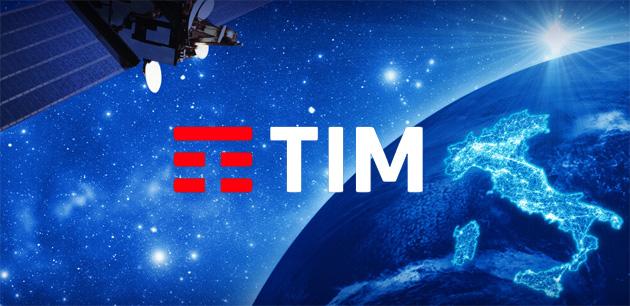 TIM SUPER SAT, offerta di Internet via Satellite fino a 100Mega: quanto costa e come provare ad attivarla