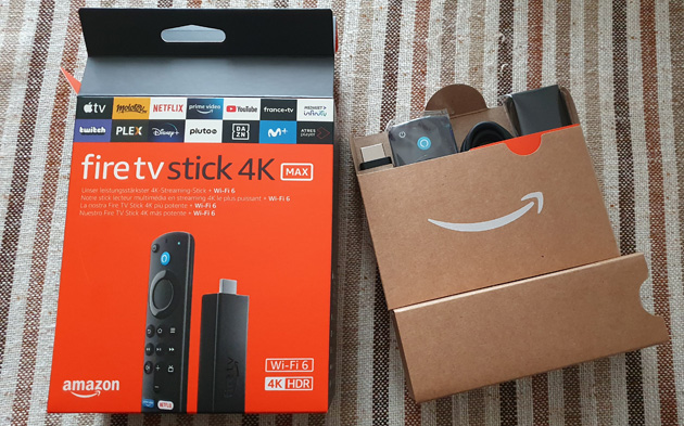 Recensione Amazon Fire TV Stick 4K MAX con WiFi 6 e confronto con Fire TV Stick 4K
