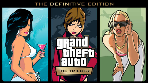 GTA: The Trilogy - The Definitive Edition su Android e iOS arriva nel 2022