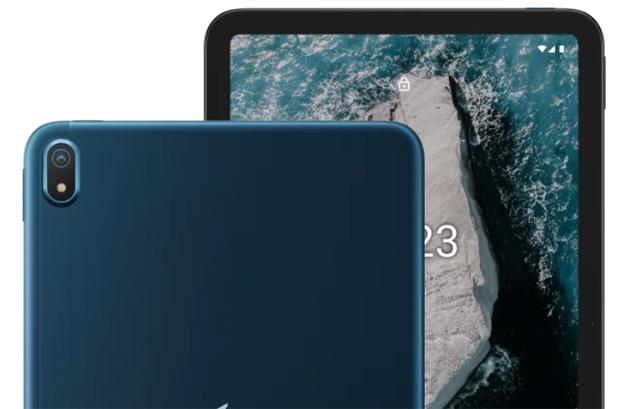 Nokia T20, tablet da 10.4 pollici con display 2k, batteria da 8200mAh e 4G opzionale