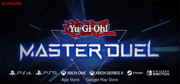 Yu-Gi-Oh! Master Duel su Android e iOS da questo inverno